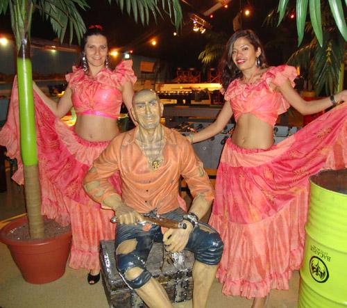 cubaanse danseressen